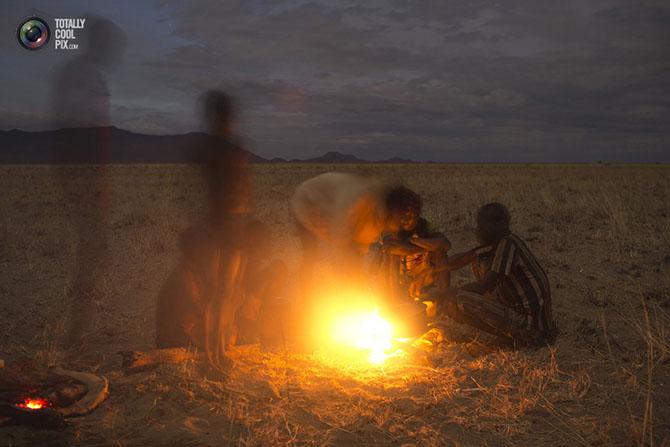 Ночь с жирафами в Жираффе Манор