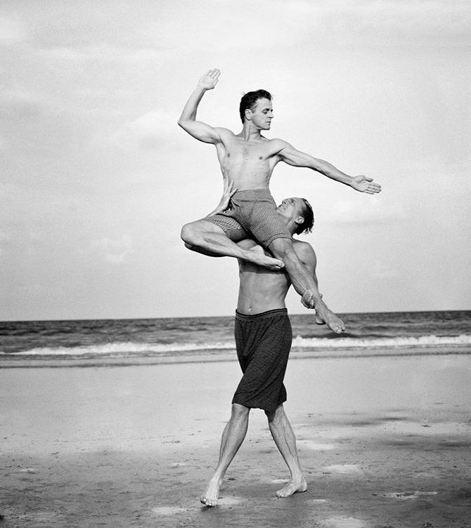 Вертикальный Горизонт от Ромен Жаке-Лагрез (10 фото)